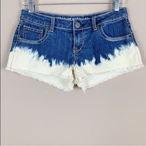 🌿Mossimo Bleached Cutoff Jean Shorts